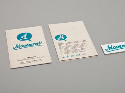 Movement flyer #1