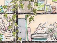 Plant Shelfie II