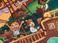 The Crew - Pirates of Cape Cod