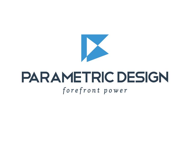 Parametric Design - Logo logo brand parametric design branding adobe illustrator corporate identity