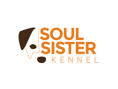 Soul Sister Kennel - #01 logo brand branding dog adobe illustrator corporate identity