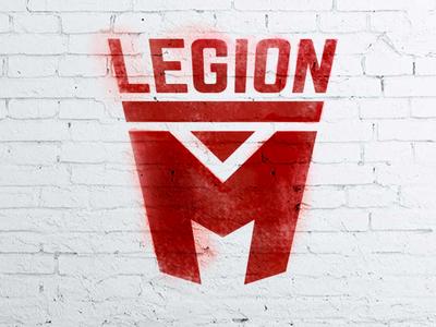 Logo Legion M