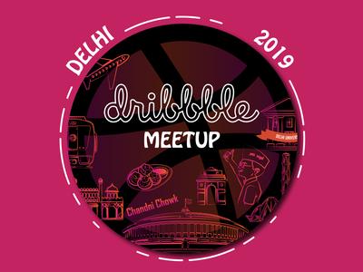 Dribble Meetup Delhi 2019