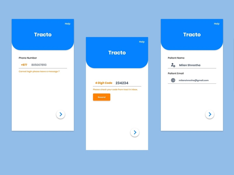 Login Screens For Android