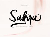 Sakira script