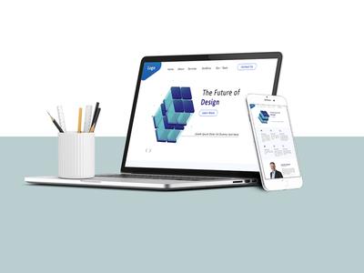 Web And App UI UX design