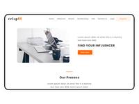 Web app  UI UX design