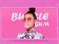 You love bubble gum?)