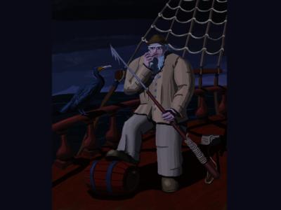 Fisherman Halvard