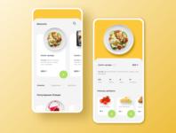 Mobile app - order food
