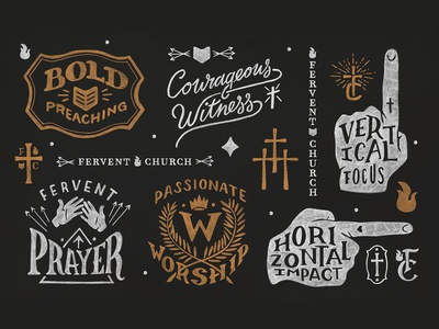 Fervent Church Sandbox Elements