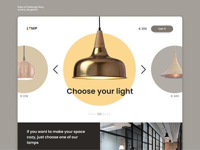 Daily UI #003 Landing Page dailyui003 unsplash uidesign dailyuichallenge dailyui web ui figma design