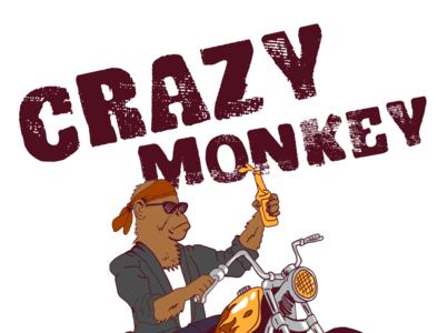 crazy monkey 4500x5400  2