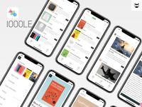 IOOOLE Shop Page
