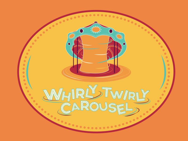 Whirly Twirly Carousel