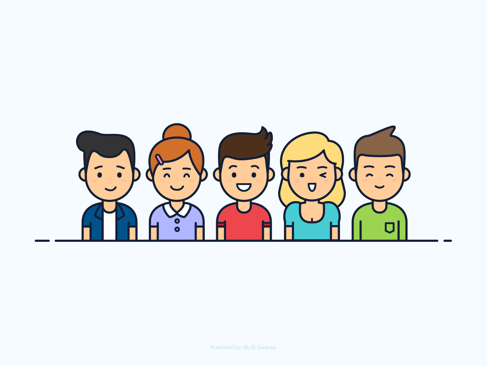 cute characters character avatars icons dribbble profile