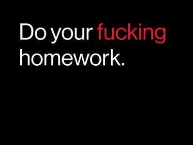 Do you fucking homeworks, it's easy bro.