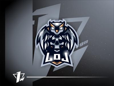 LoL icon esport logo logo sport flat design logo design brand simple design designer branding