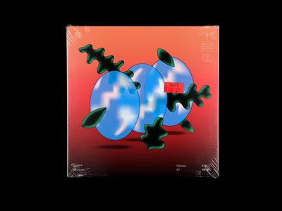 092519 album logotype typography chicago illustration branding