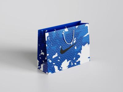 Zak Prekop - Nike Shopping Bag