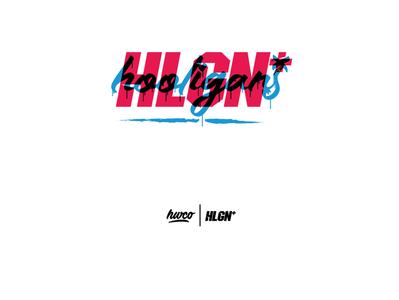 hlgn sample logotype logocompetition vector logo design tshirtdesign logodesign illustration