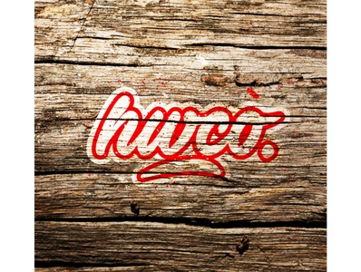 hwco wood  typograph illustrator photoshop manipulation branding logodesign logo illustration vectorart