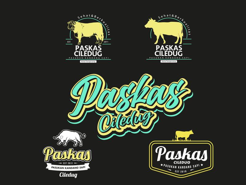 PASKAS Logo vectorart vector logo tshirtdesign logodesign illustration