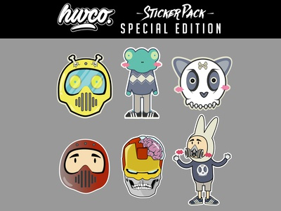 Hwco Stickerpack Special Edition