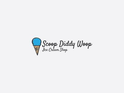 Daily Logo 27/50 - Ice Cream Shop