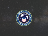 Space Force - Logo