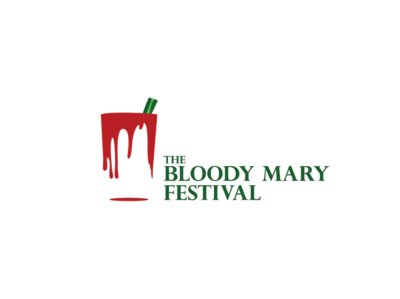 Bloody mary festival logo