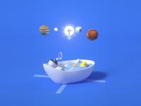 Ideas bath01