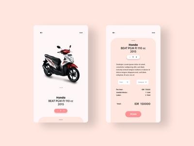 Sewa Motor App