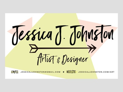 personal branding business card idea collateral geometric business card branding