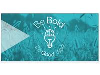 branding cover photo idea