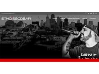 Etho Escobar Website