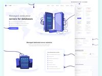 """Servers Zend"" -  Creation Web Page"