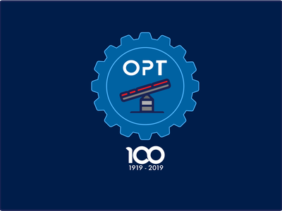 OPT Siglo logotype century