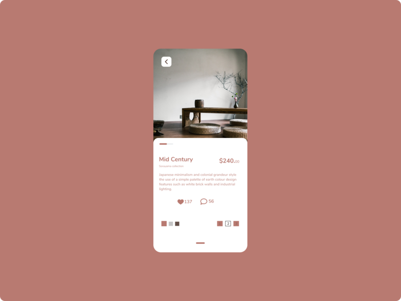 Sorayama.jp ecommerce product page mobile app branding unsplash product page mobile app design minimal app ux ui design