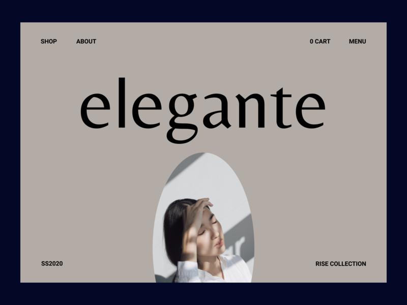 Magazine cover beauty figma ui ux website design design magazine cover product page website
