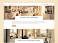 Minimalist Blog Design