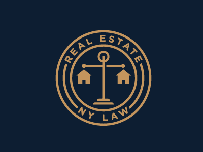Real Estate New York Law Logo