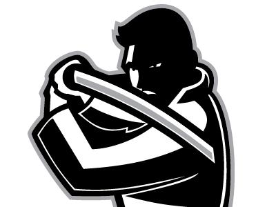 Samurai vector illustration swordsman ninja mascot logo martial arts samurai ninja sword jiu-jitsu jiu jitsu jiujitsu