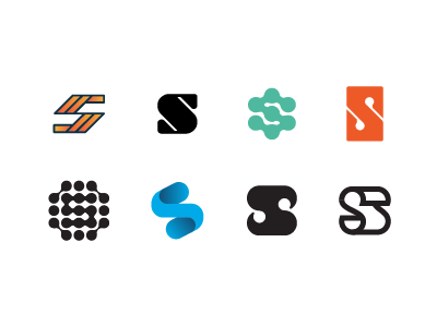 S-ploration branding logo space