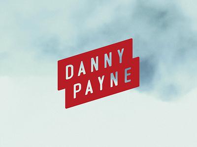 Logo design for band photographer - Danny Payne logo inspiration oakfold design logo designer brand design photography branding photography logo band sticker logo