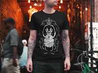 T-Shirt Design Beetle