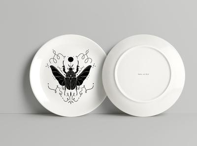 Beetle plate