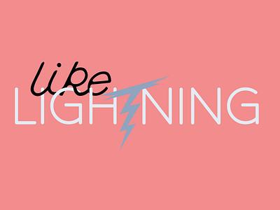 Like Light Logo web vector typography logo design businesscard branding