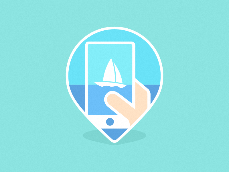 Location icon by mario borg dribbble for Hashicorp careers
