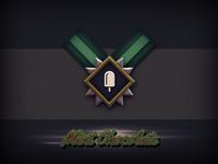 Mint Chocolate Badge